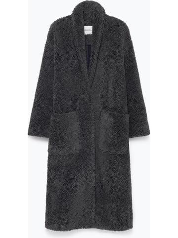 """American Vintage Płaszcz przejściowy """"Patidole"""" w kolorze ciemnoszarym"""