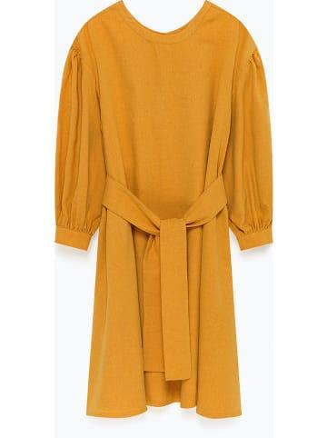 """American Vintage Sukienka """"Dakota"""" w kolorze brzoskwiniowym"""