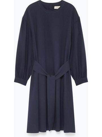 """American Vintage Sukienka """"Yayowood"""" w kolorze granatowym"""