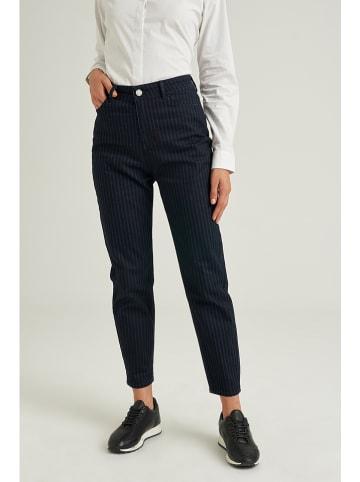 Mexx Spodnie w kolorze czarnym
