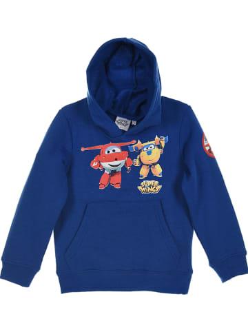 "Super Wings Sweatshirt ""Super Wings"" blauw"