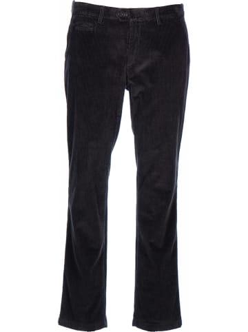 """BRAX Spodnie sztruksowe """"Everest"""" - Regular fit - w kolorze szarym"""