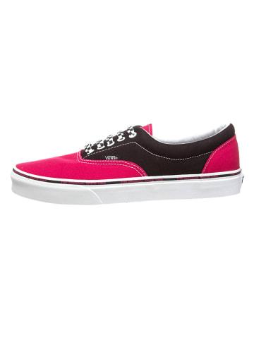 """Vans Sneakers """"Era"""" in Beere/ Schwarz"""