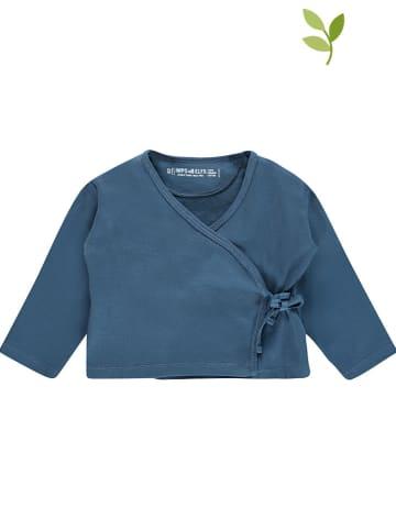 Noppies Vest blauw