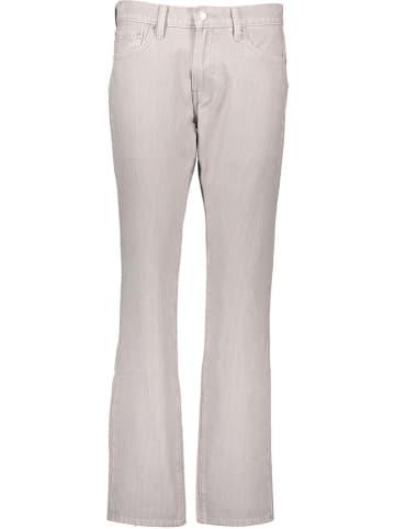 """Levi´s Spodnie sztruksowe """"511"""" w kolorze jasnoszarym"""