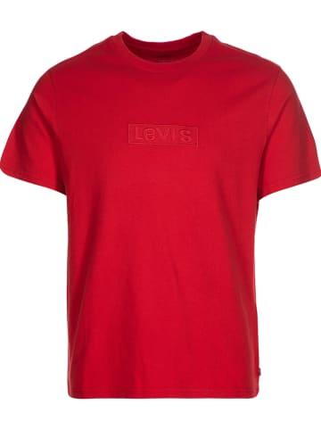 Levi´s Koszulka w kolorze czerwonym