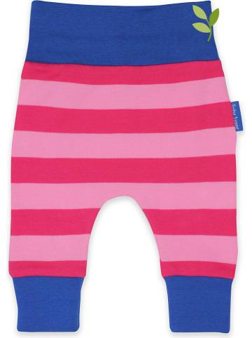 Toby Tiger Broek roze/lichtroze/blauw