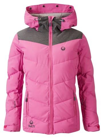 """Halti Kurtka narciarska """"Sammu"""" w kolorze różowym"""