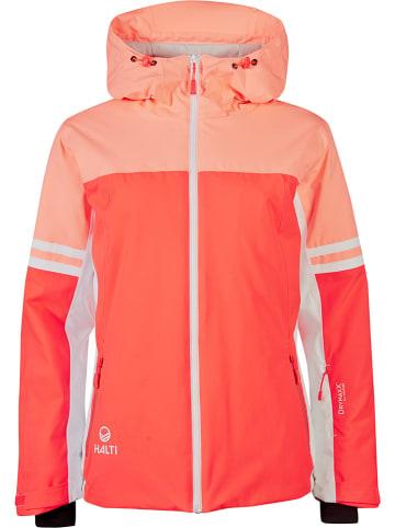 """Halti Ski-/ Snowboardjacke """"Madde"""" in Orange"""