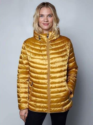 Winter Selection Winterjas geel