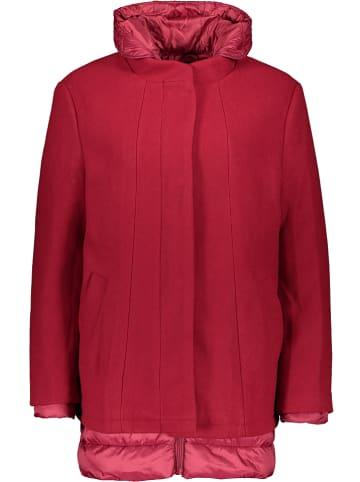 Winter Selection Płaszcz 3w1 w kolorze czerwonym