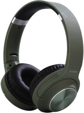 SmartCase Bluetooth over-ear hoofdtelefoon kaki