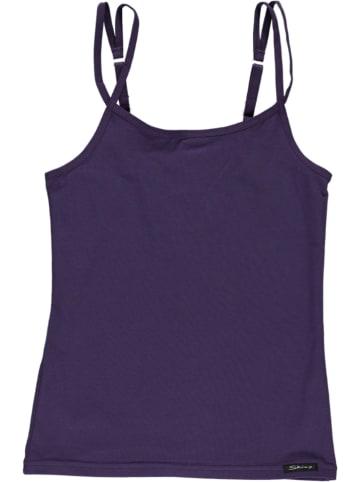 Skiny Onderhemd paars