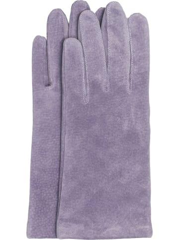 """Gretchen Skórzane rękawiczki """"Avignon"""" w kolorze lawendowym"""
