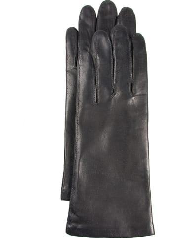 """Gretchen Leren handschoenen """"Bratislava"""" zwart"""