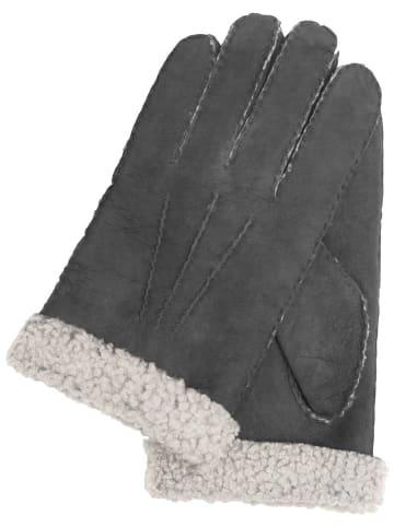 """Gretchen Leren handschoenen """"Rotterdam"""" grijs"""