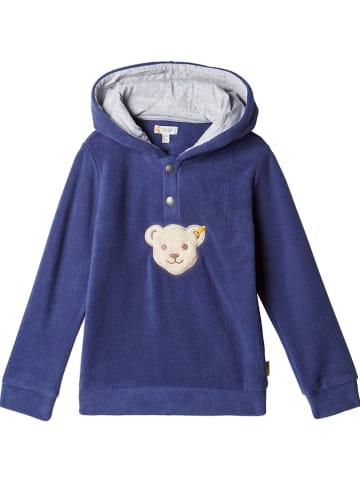 Steiff Sweatshirt blauw