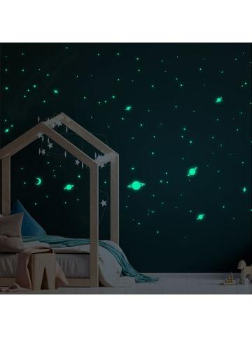 "Ambiance Tatutaż ścienny ""Glow in the Dark - Planets and Stars"""