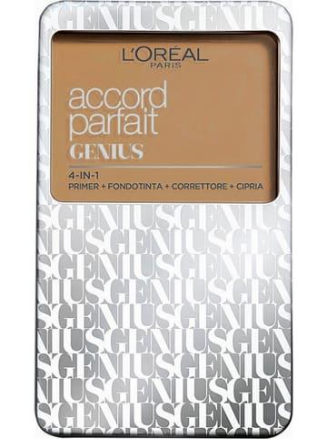 """L'Oréal Paris 4-in-1 foundation """"Accord Parfait Genius - 4N Cream Beige"""", 7 g"""