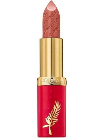 """L'Oréal Paris Lippenstift """"Color Riche Limited Edition Cannes - 630 Beige"""", 3,6 g"""