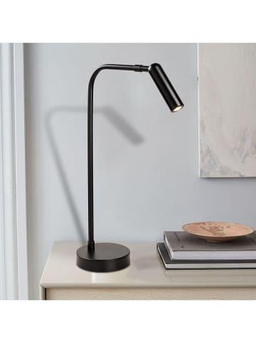 """Scandinavia Concept Lampa stołowa """"Ugur"""" w kolorze czarnym - wys. 47 cm"""