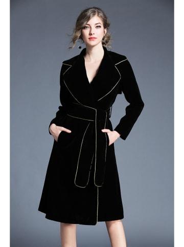 Tina Płaszcz w kolorze czarnym