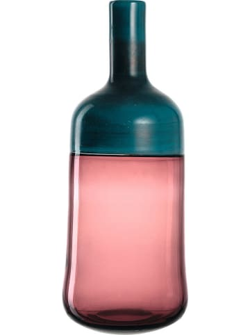 "LEONARDO Vaas ""Lucente"" paars/blauw - (H)30 x Ø 15 cm"