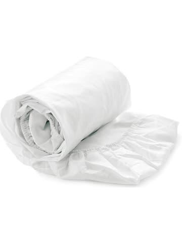 Heckett Lane Molton hoeslaken wit