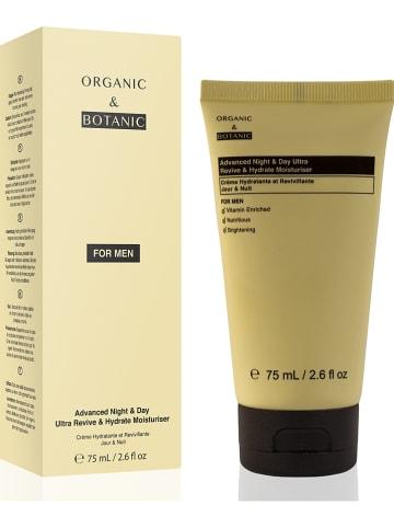 "Organic & Botanic Hydraterende crème ""Advanced Night & Day Ultra Revive & Hydrate"", 75 ml"