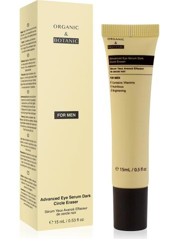 "Organic & Botanic Serum pod oczy ""Advanced Dark Circle Eraser"" - 15 ml"