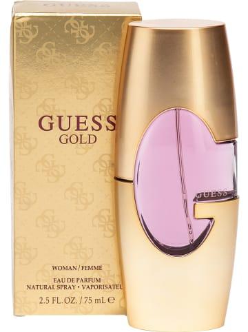 Guess Guess Gold - eau de parfum, 75 ml