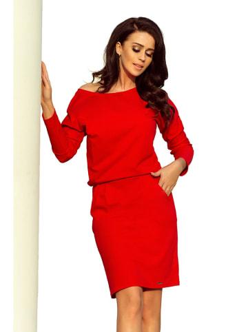 Numoco Kleid in Rot