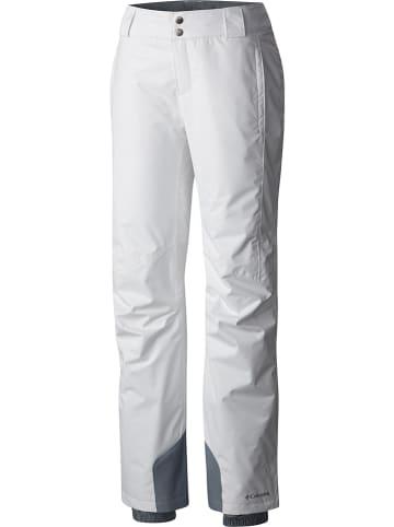 """Columbia Ski-/ Snowboardhose """"Bugaboo"""" in Weiß"""