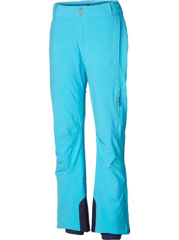 "Columbia Functionele broek ""Snow Rival"" turquoise"