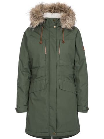 "Trespass Functionele parka ""Faithful"" kaki"