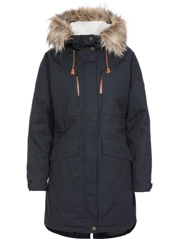 "Trespass Functionele parka ""Faithful"" donkergrijs"