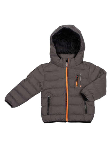 Peak Mountain Winterjacke in Grau