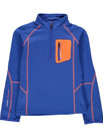Peak Mountain Functioneel shirt blauw
