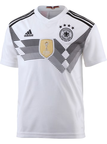 """Adidas Performance Voetbalshirt """"DFB Home"""" wit"""