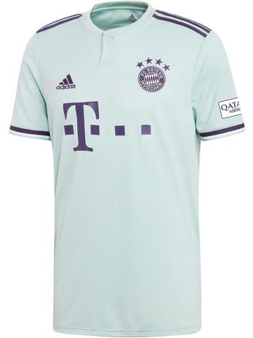 "Adidas Performance Voetbalshirt ""FC Bayern Away"" lichtgroen"