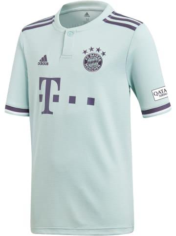 "Adidas Voetbalshirt ""FC Bayern Away"" lichtgroen"