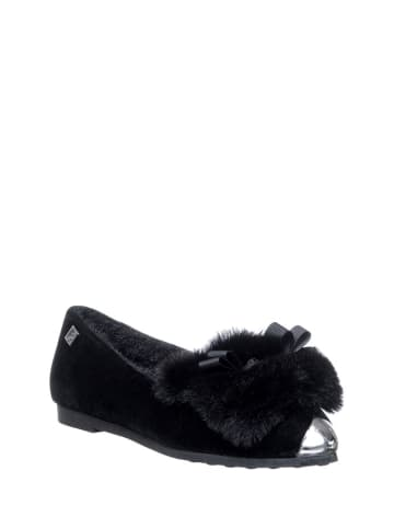 Laura Biagiotti Baleriny w kolorze czarnym