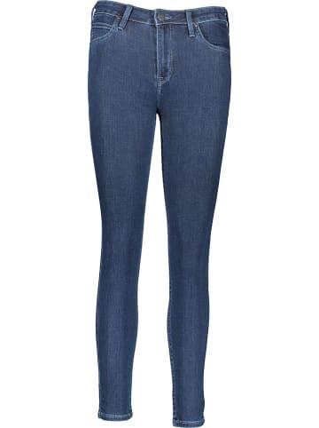 """Lee Spijkerbroek """"Scarlette High"""" - skinny fit - blauw"""