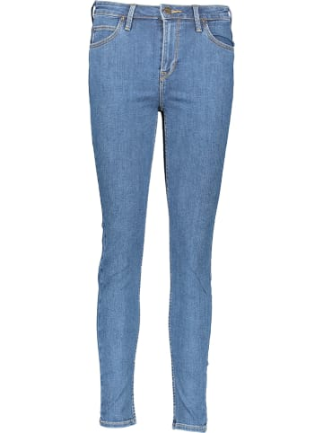 "Lee Jeans Spijkerbroek ""Scarlette High"" - skinny fit - lichtblauw"