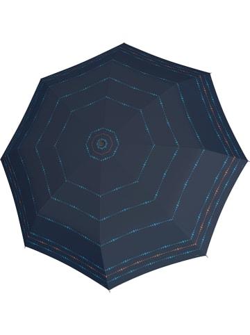 """Doppler Regenschirm """"Fiber Magic"""" in Dunkelblau"""