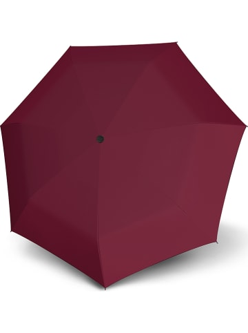 """Doppler Regenschirm """"Carbonsteel Magic XS"""" in Rot"""
