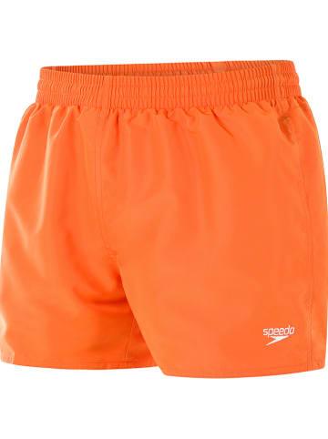 "Speedo Badeshorts ""Leisure"" in Orange"