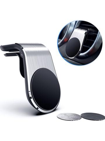 SWEET ACCESS Kfz-Smartphone-Halterung in Schwarz/ Silber