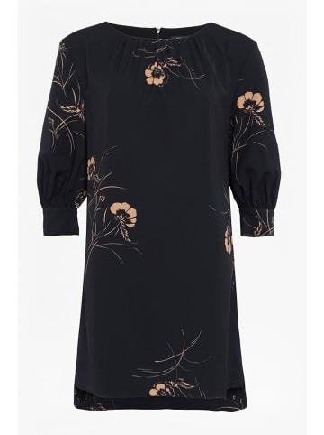 """French Connection Sukienka """"Mahi"""" w kolorze granatowym"""