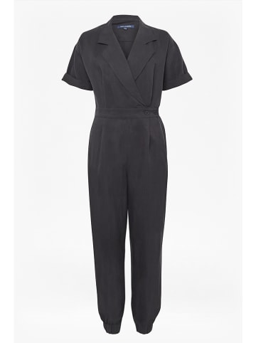 """French Connection Jumpsuit """"Caspia"""" donkerblauw"""